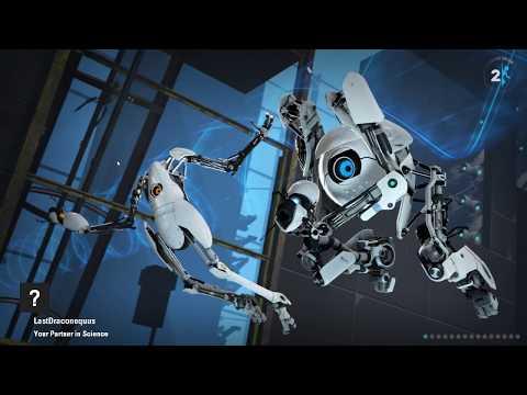 Portal 2 catastrophic gameplay