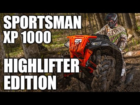 TEST RIDE: Polaris Sportsman XP 1000 High Lifter Edition