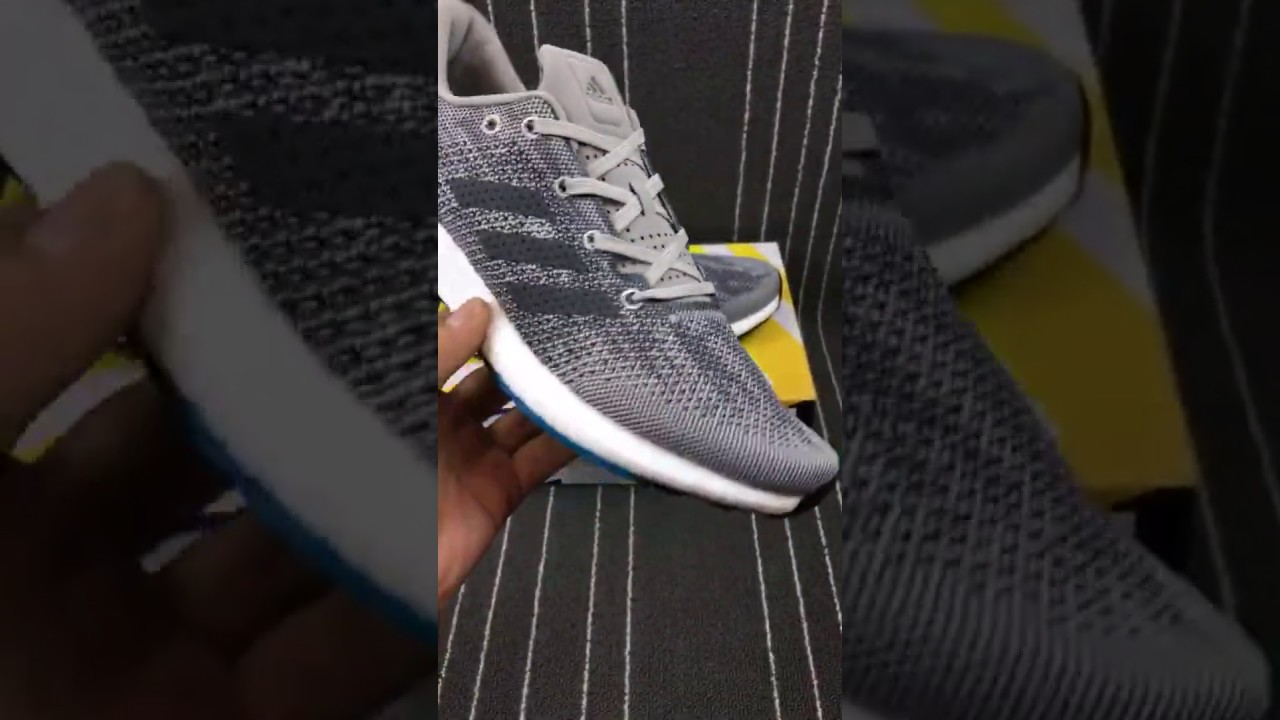 adidas Pure Boost DPR S82010 - YouTube