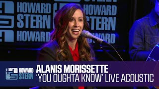 """Alanis Morissette """"You Oughta Know"""" on the Howard Stern Show YouTube Videos"""