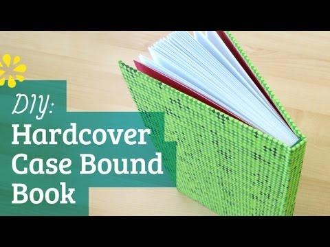 diy-hardcover-book-|-case-bookbinding-tutorial-|-sea-lemon