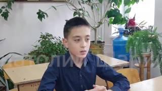 Фейк Шария — Мальчик в Крыму испугался гимн Украины