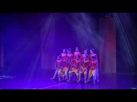 Barisu Kannada Dimdimava -WAKS dance during ISWA Sangam 2017