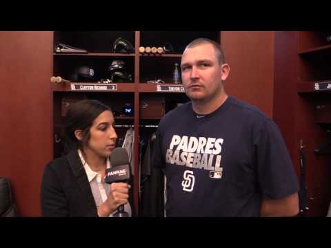 Trevor Cahill Is Using His World Series Experience To Help Padres