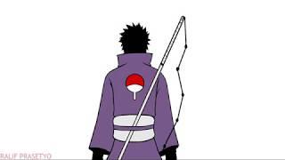 Niji - Shinku Horou (Lirik Indonesia) Naruto Shippuden Ed 28