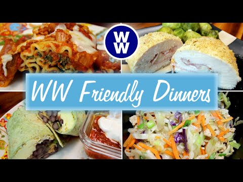 what's-for-dinner?-#5- -quick-and-easy-ww-meals- -weight-watchers