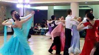 Harvard Invitational Ballroom Dance Competition 2017 Waltz 1 (Standard)