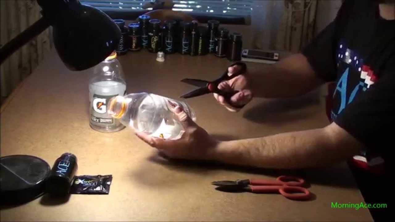 2 liter bottle - 5 4