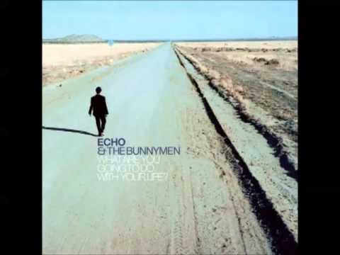 Echo And The Bunnymen - Rust - What Are You Going To Do With Your Life (1999)