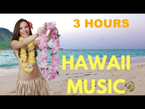 Hawaiian Music & Hawaiian Music Ukulele: Isle of Aloha FULL ALBUM of Hawaiian Music for Hula Dancing