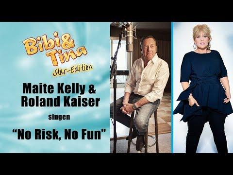 Maite Kelly & Roland Kaiser singen NO RISK NO FUN aus Bibi & Tina