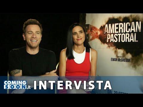 American Pastoral: intervista esclusiva a Ewan McGregor e Jennifer Connelly