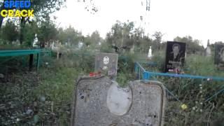 Канал новости  Дзержинск Обстреленное кладбище новости Украины