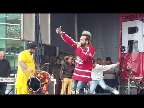 Jazzy B - Romeo (Live Performance @ RedFM Surrey Diwali Dhamaka 2017)