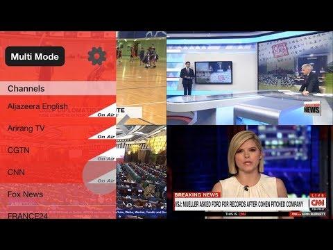 World News Live24 app for iOS demo