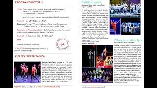 43 Forum Humanum Mazurkas -Kielecki Teatr Tańca-