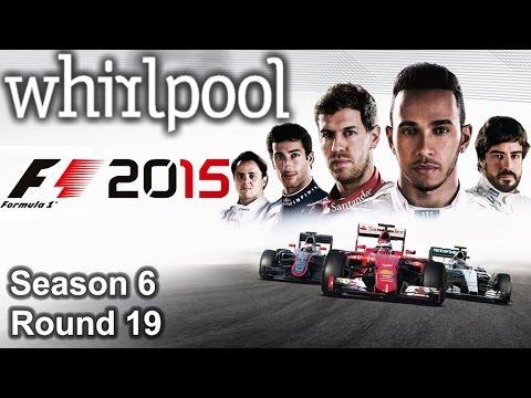 F1 2015  - WRPL Season 6 - Round 19 [UAE] Final