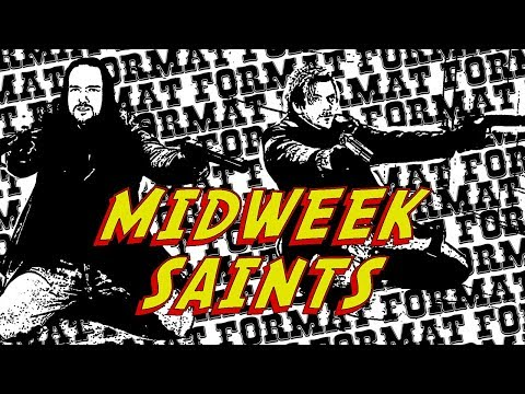 MidWeek Saints 001 - Our First Twitch Stream!