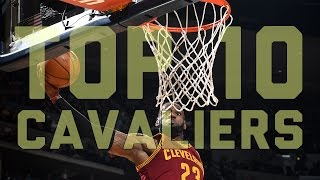 Top 10 Cavs Plays 2016-17 Season