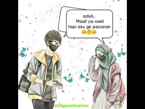 "Story'WA Kartun Video""Baper Islami"" Terbaru"