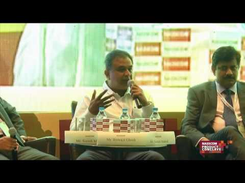 NPC Kolkata 2016 - Panel Discussion on IT Growth in West Bengal