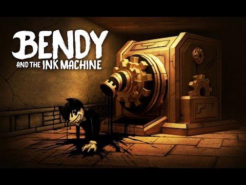 СТРИМ ► Bendy And The Ink Machine ► И СНОВА ДОЛГОЖДАННЫЙ БЕНДИ