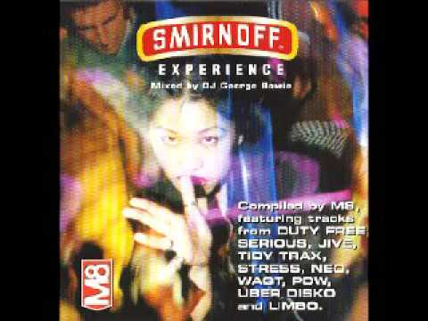 Smirnoff Experience Mixed by George Bowie 1999