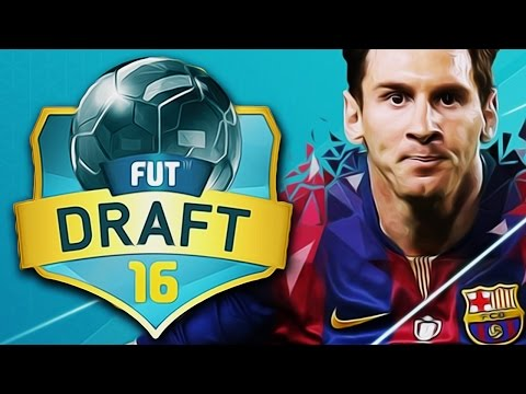 MESSI U FUT DRAFT-u ! Fifa 16 DEMO