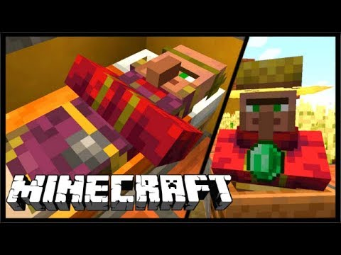 Minecraft 1 14 ALL NEW Villager Overhaul, All New Trading, Globe Banner &  TNT Change