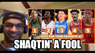 LEBRON EMBARRASES AARON GORDON, DEREK FISHER SPECIAL! Shaqtin' A Fool 4/6/17 (REACTION)