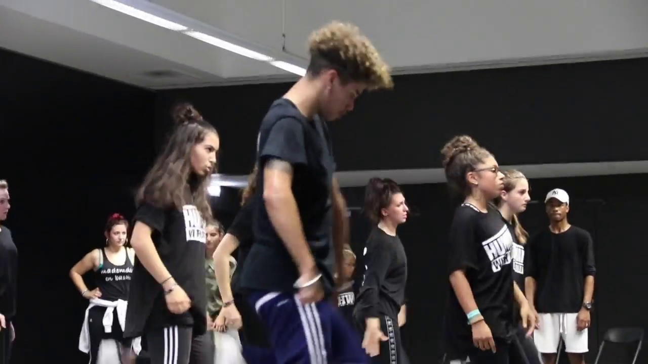 Masterclass Hip Hop MC United - Octobre 2017