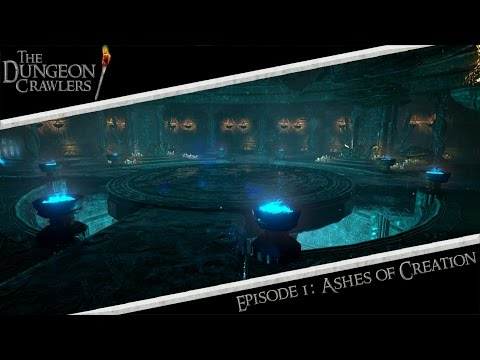 The Dungeon Crawlers Episode 1: Ashes of Creation