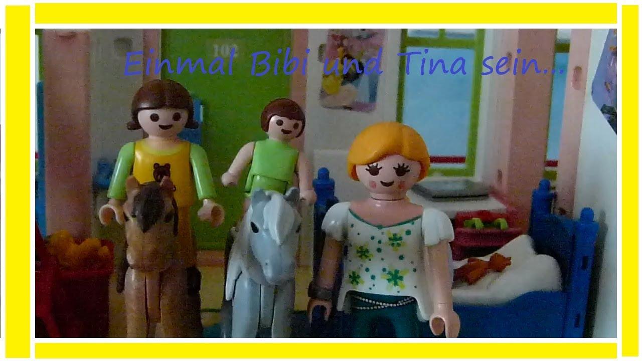 familie haase  einmal bibi und tina sein  playmobil