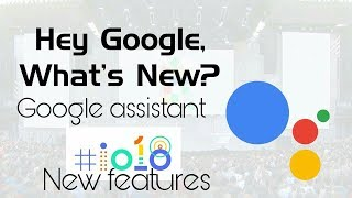 Google I/O 2018 | Google duplex | Google assistant phone call to parents | TechTidyFilms