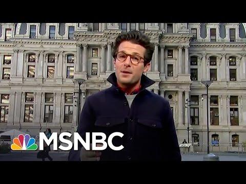 Hillary Clinton, Donald Trump Campaigns Make Final New Hampshire, Pennsylvania Push   MSNBC