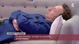 [SOCIETE] La sieste au quotidien #CCVB