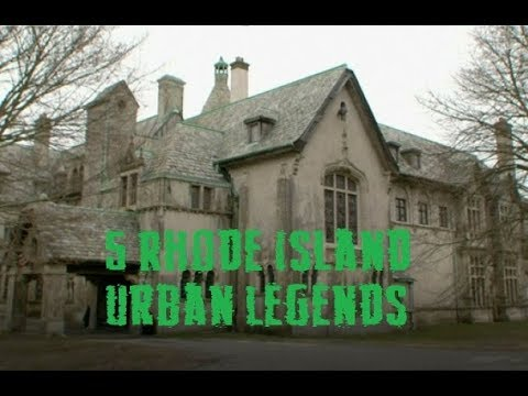 5 Rhode Island Urban Legends