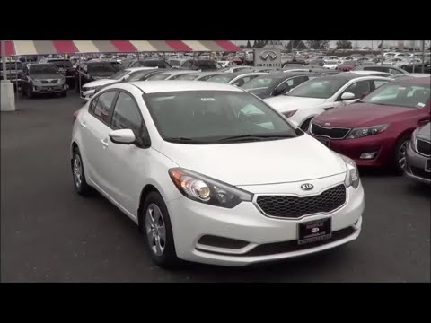 2015 kia forte lx youtube. Black Bedroom Furniture Sets. Home Design Ideas