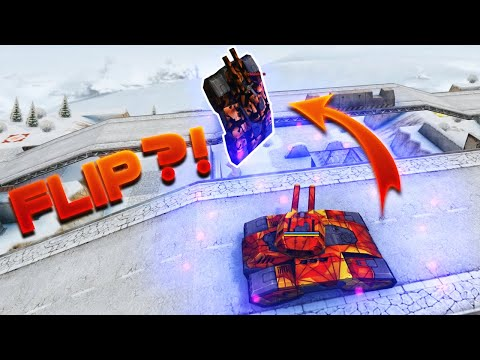 Tanki Online - Troll The Enemy Juggernaut ?!! Challenges Video #6