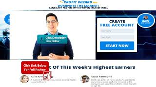 ProfitWizardPro Software Review Profit Wizard Pro Software Sca…