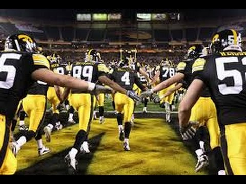 Iowa Hawkeyes College Football Pump-Up 2015-16 | HD