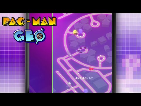 PAC-MAN Geo - Gameplay Trailer - iOS / Android