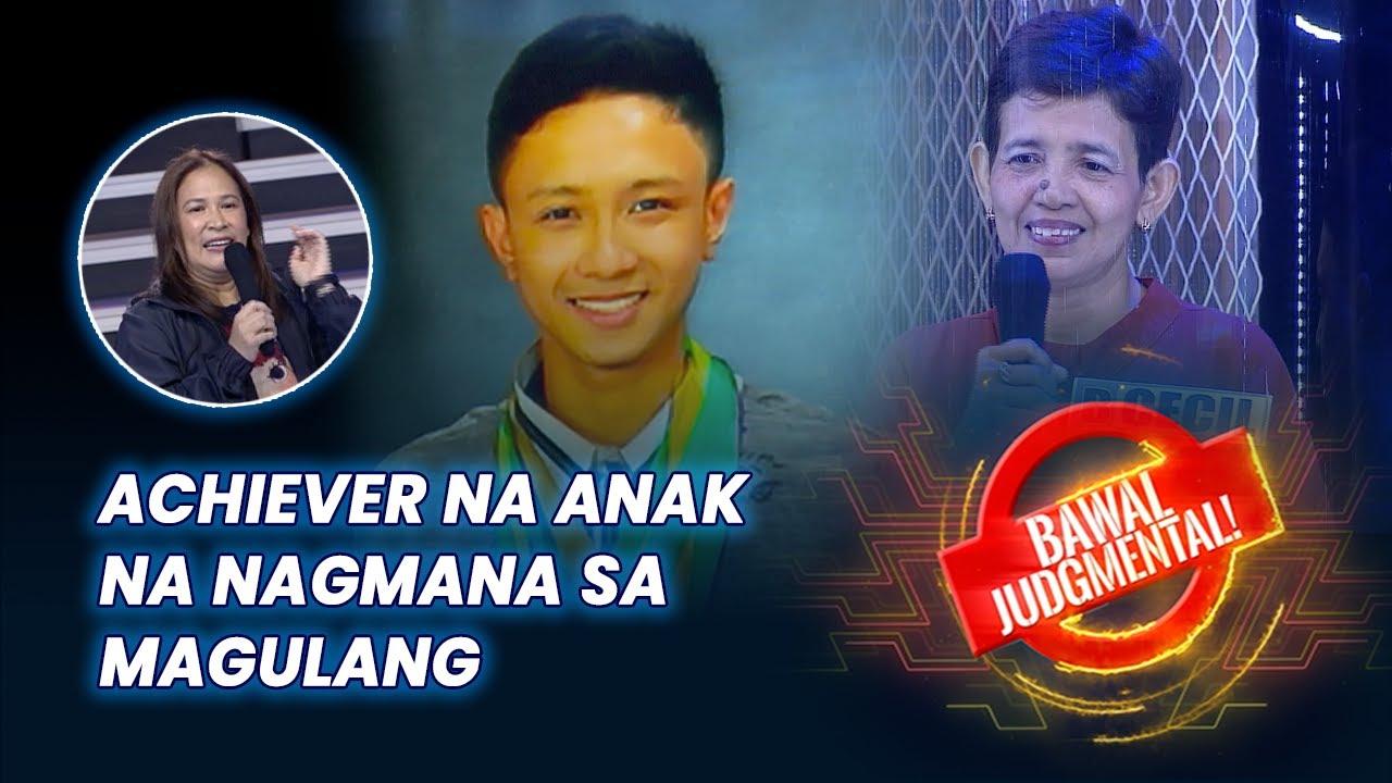 Achiever na Anak nagmana sa Magulang | Bawal Judgmental | July 1, 2020