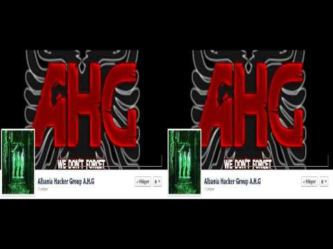 Albania Hacker Group A.H.G
