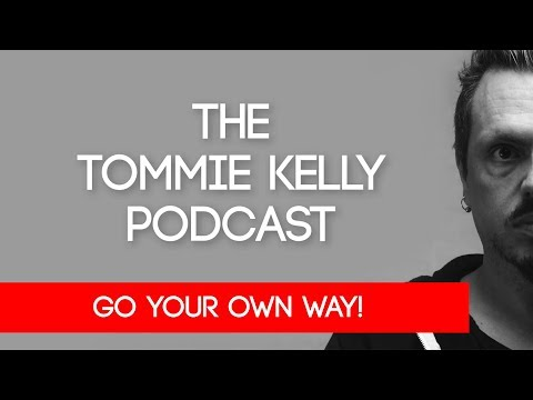 PODCAST - Go Your Own Way!