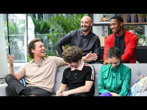 Matthew McConaughey & 'White Boy Rick'  TIFF 2018  Variety Studio