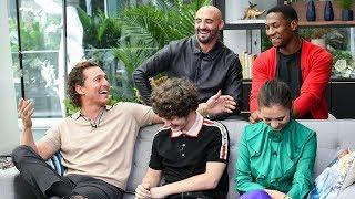 Matthew McConaughey & 'White Boy Rick' - TIFF 2018 - Variety Studio