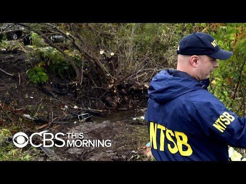 NTSB chairman on limo crash investigation