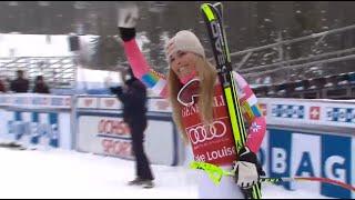 Vonn - Wins - Lake Louise Downhill - U.S. Ski Team