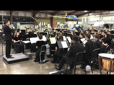 2017 Permian Band Cabaret Concert